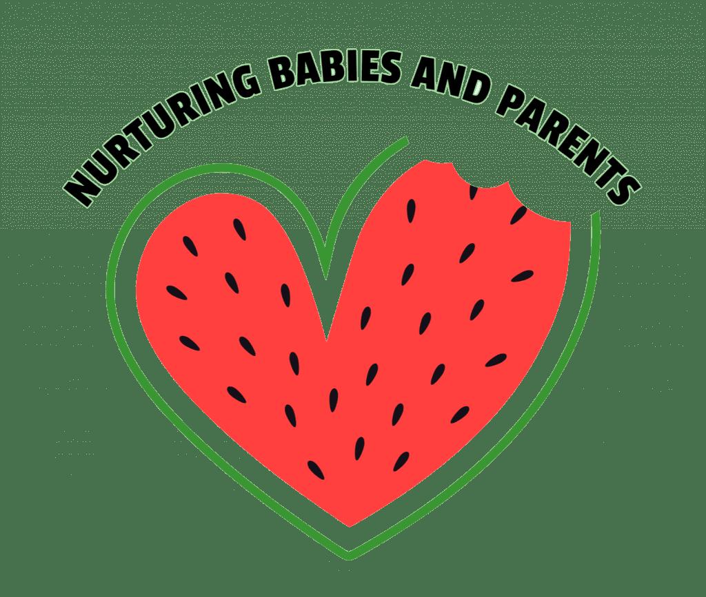 nurturing babies and parents logo